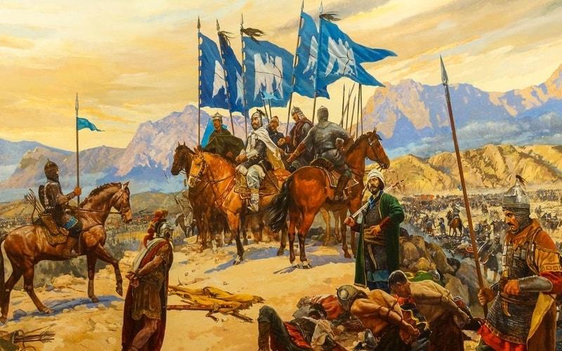 Sultan Alparslan ve Malazgirt Savaşı