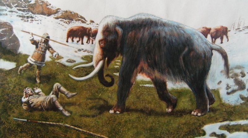 Buzul Çağı - Mamut Avı