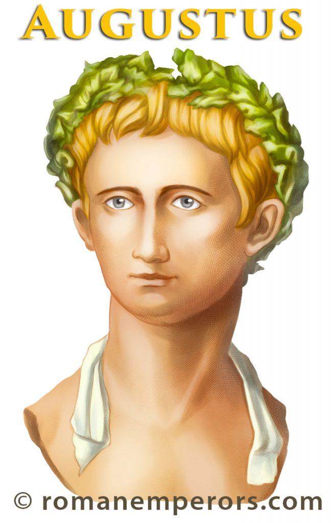 Roma'nın İlk İmparatoru  Gaius Julius Caesar Octavianus Augustus Kimdir?